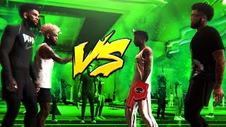 I played this deadly DEMON Legend for $10,000 and it went south... NBA 2K20