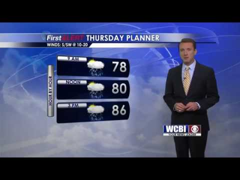 Morning Weather Update 07-28-16