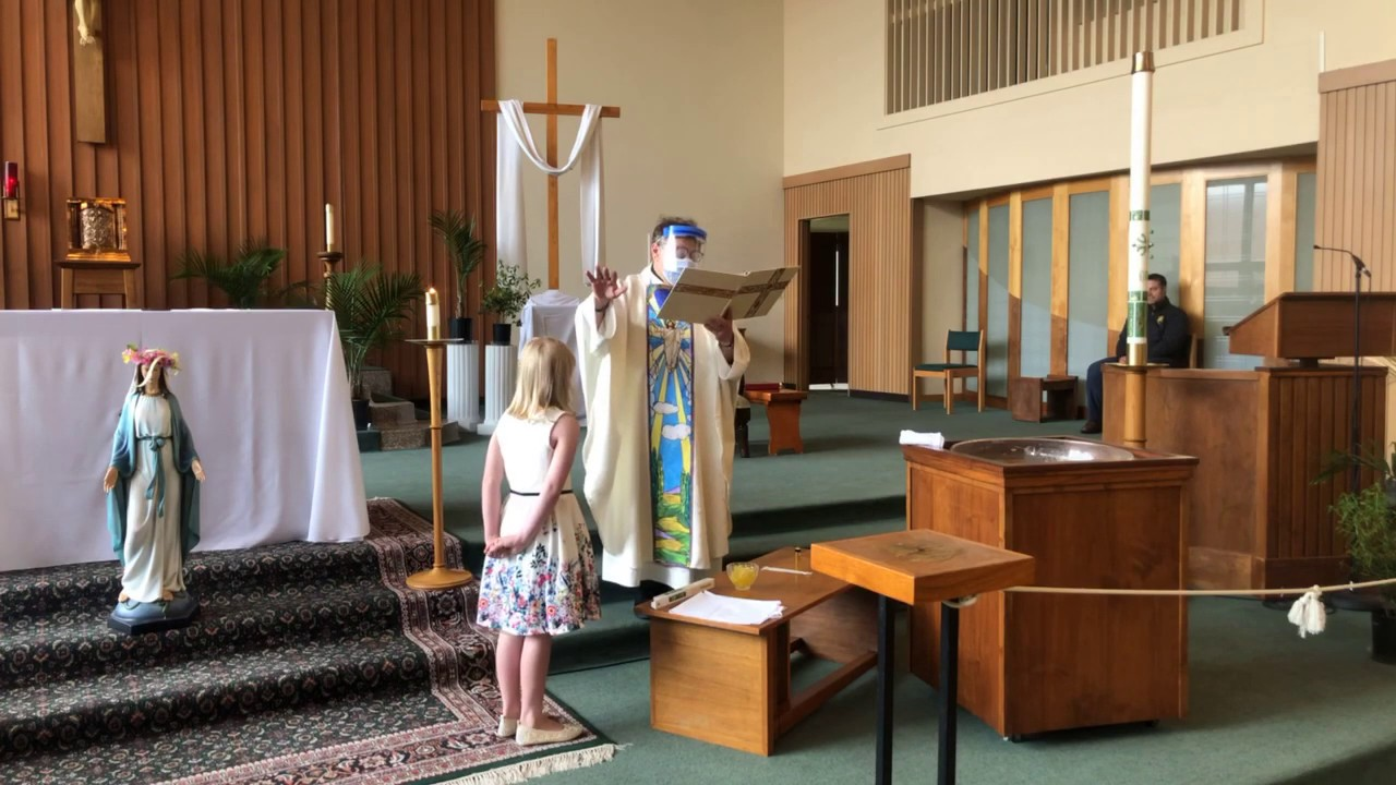 Thursday of the 6th Sunday of Easter_School Mass
