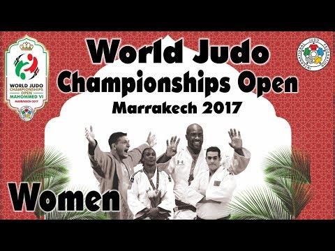 World Judo Open Championships 2017: Women