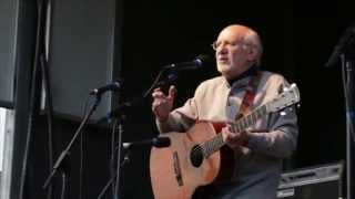 Peter Yarrow (Peter, Paul & Mary) Apology at the Unity Concert 2014
