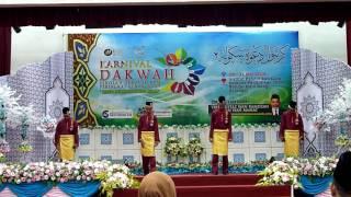 Nasyid KDSS Peringkat Kebangsaan 2016 - Kedah