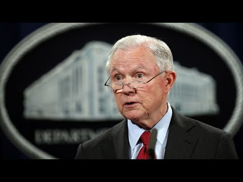 Sessions Cites The Bible To Justify Separating Immigrant Kids From Parents