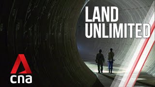Going underground for space solutions | Land Unlimited | Full Episode