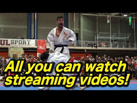 Enjoy Karate and Budo videos by subscription! Kuro-obi World Media