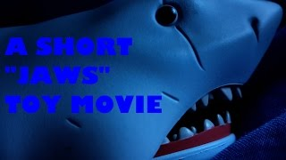 "A Short ""jaws"" Toy Movie (for Shark Week)"