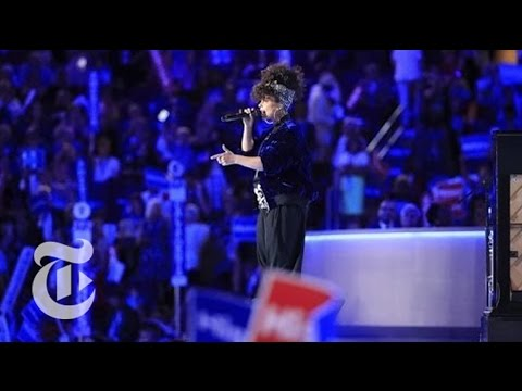 The Democratic National Convention Music Festival | The New York Times