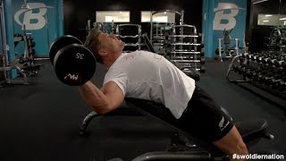 Swoldier Nation - Trainer Edition - Weak Area Chest Workout