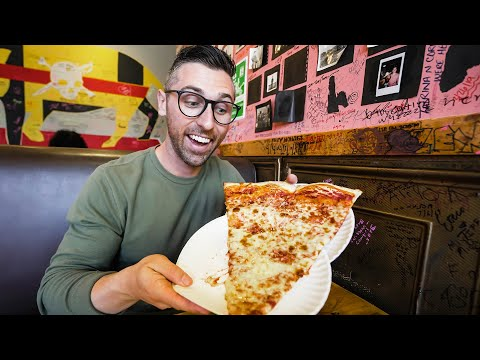 Pizza only diet: Finding the BEST pizza in Raleigh North Carolina