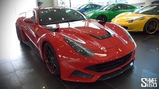 Novitec N-Largo Ferrari F12 - Introduction Tour