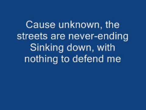 Rise Against - Sight Unseen (with lyrics)