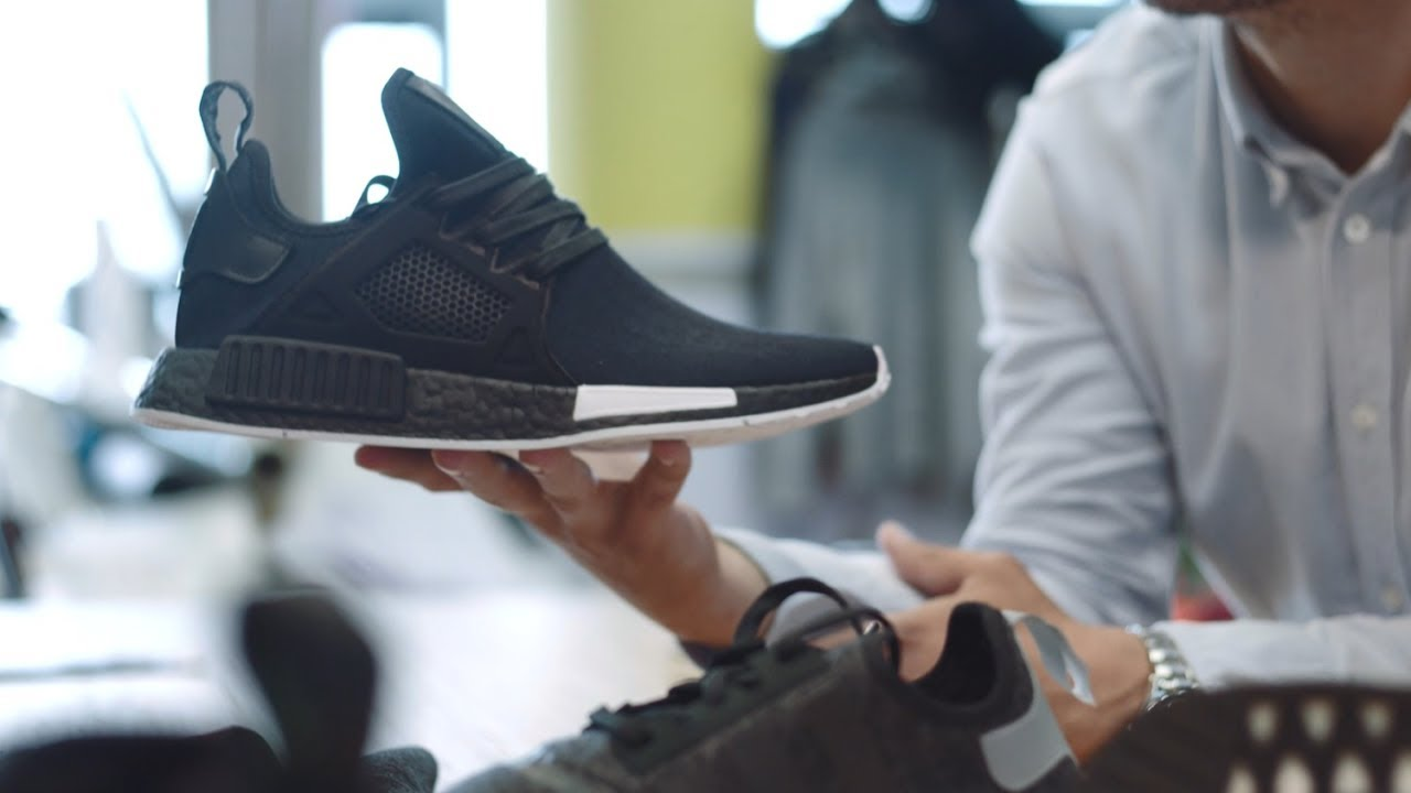 ea4d9bffeee0b adidas x Henry Poole - When Two Design Processes Collide - YouTube