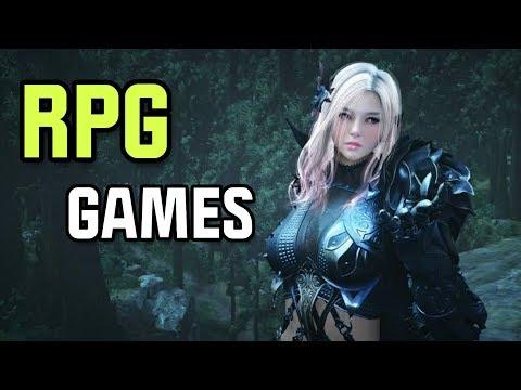 EN İYİ MOBİL RPG OYUNLAR 2020