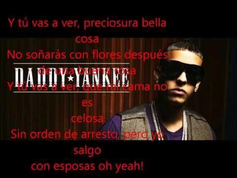 A Que No Te Atreves Remix CON LETRA  Plan B Ft  Tito El Bambino, Daddy Yankee Y Yandel