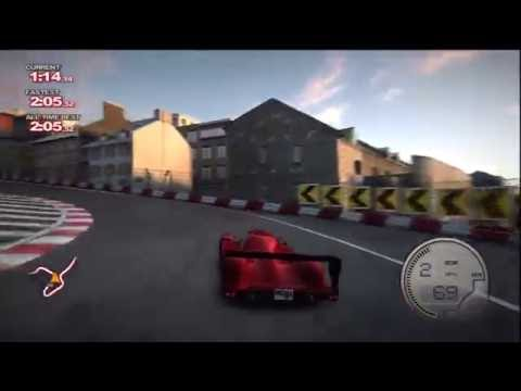 Project Gotham Racing 4: City Hall Detour (GT-One)