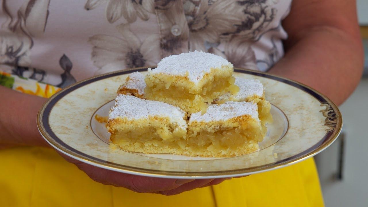 Download Mamin recept za lijenu pitu sa jabukama