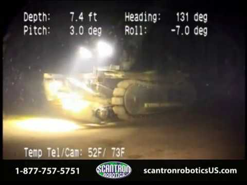 Tank Cleanings Online and In-Operation by Scantron Robotics USA, Inc