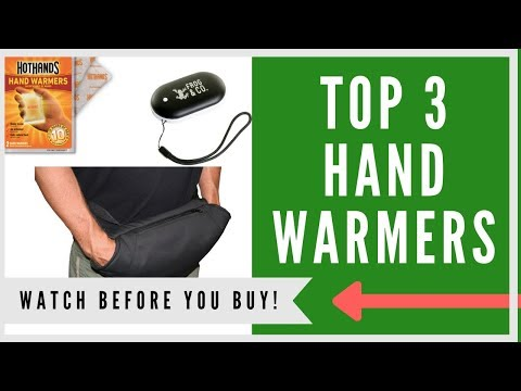 ✅ Best Hand Warmers For Hunting - Top 3 Picks