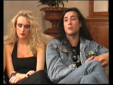 The Human League - Interview (2 x) MTV News 1990