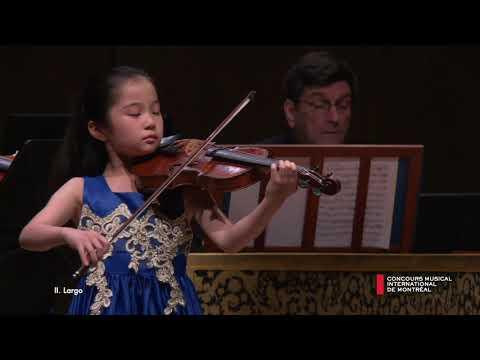 CMIM 2019 - Mini Concerti - Natsuho Murata