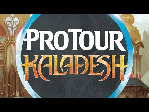 Pro Tour Kaladesh Top 8 Opening and Quarterfinals, Stage 1