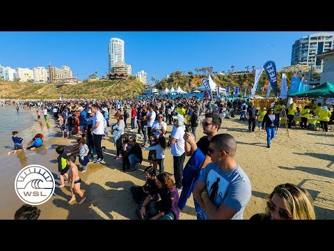 2018 SEAT Pro Netanya Highlights: Opening Day Fun in Netanya
