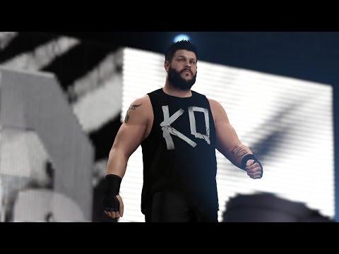 WWE 2K16 - Kevin Owens' Full Ring Entrance