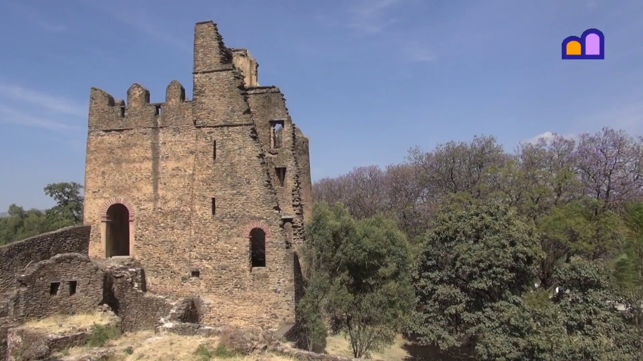 Ethiopia - Gonder - Every King a Castle