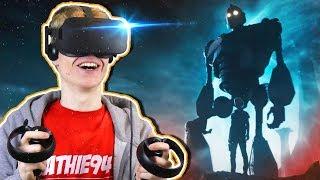 READY PLAYER ONE VR EXPERIENCE! | Sansar: Aech