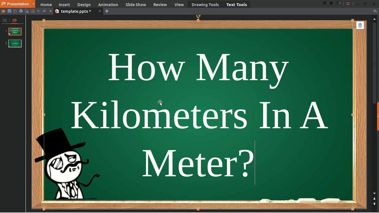 How Many Kilometers In A Meter