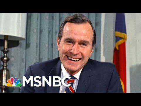 The Impact Of President George H.W. Bush's Foreign Policy | Morning Joe | MSNBC
