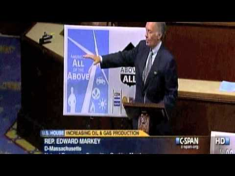 """Markey: GOP Refuse to Bring Clean Energy Bill to Floor, Push """"Big Oil Dream Act"""""""
