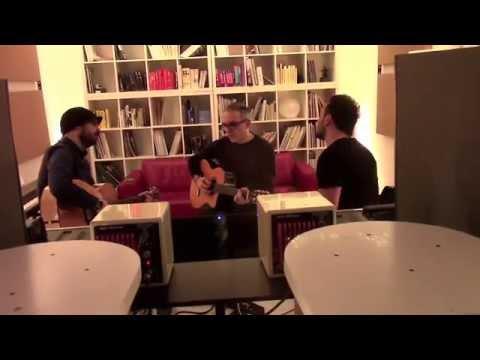 Alfio Consoli - Backstage Recording Studio 2015 (Next3-Italy)