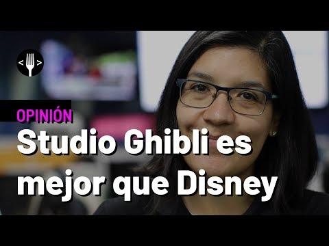 6 razones por las que Studio Ghibli es mejor que Disney