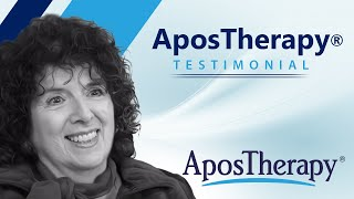 How Roberta relieved her knee pain & improved quality of life with AposTherapy?