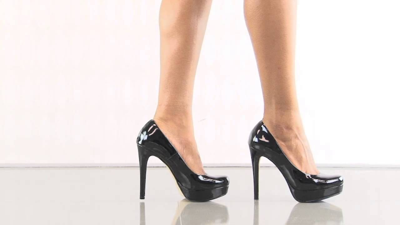 2b29d80ac684 Wow in Black Patent Chinese Laundry - YouTube