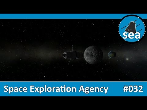 Space Exploration Agency - #032 - Fuel Delivery to the Mun