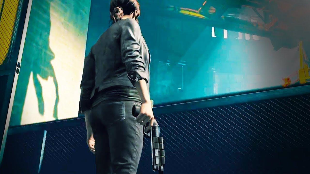 CONTROL Bande Annonce (par les créateurs de Max Payne et Alan Wake)