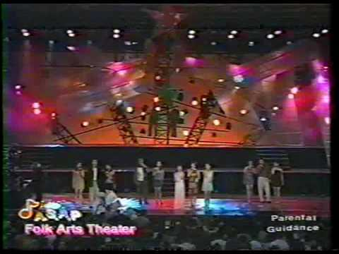 Sa Araw Ng Pasko with Pops F, Jaimee R,Tootsie, Carol B Ladine R Jeffrey H ASAP ABS CBN