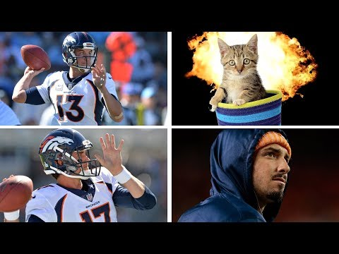 Trevor Siemian: To Bench or Not to Bench