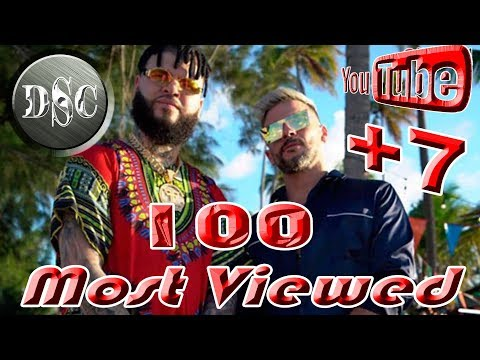 Youtube, Most Viewed 100 Songs Of All Time 22 June 2019 #108