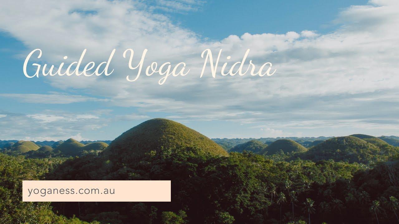 Yoga Nidra ~ Yogic Sleep