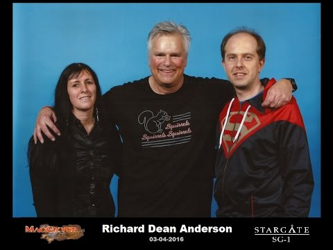 FACTS SPRING EDITION 2016: Richard Dean Anderson