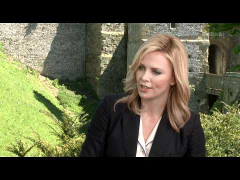 Charlize Theron Interview - Snow White and the Huntsman (HD)