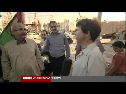 BBC World News - August 28 Libya