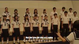 Tên bài hát 手紙|Tegamiくちびるに 歌を - Lời ca trên môi.mp4