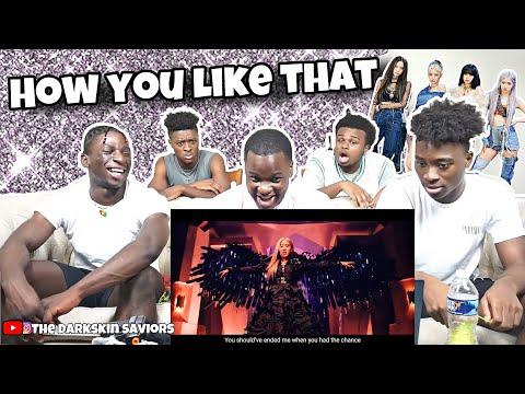 BLACKPINK - 'How You Like That' M/V (REACTION)