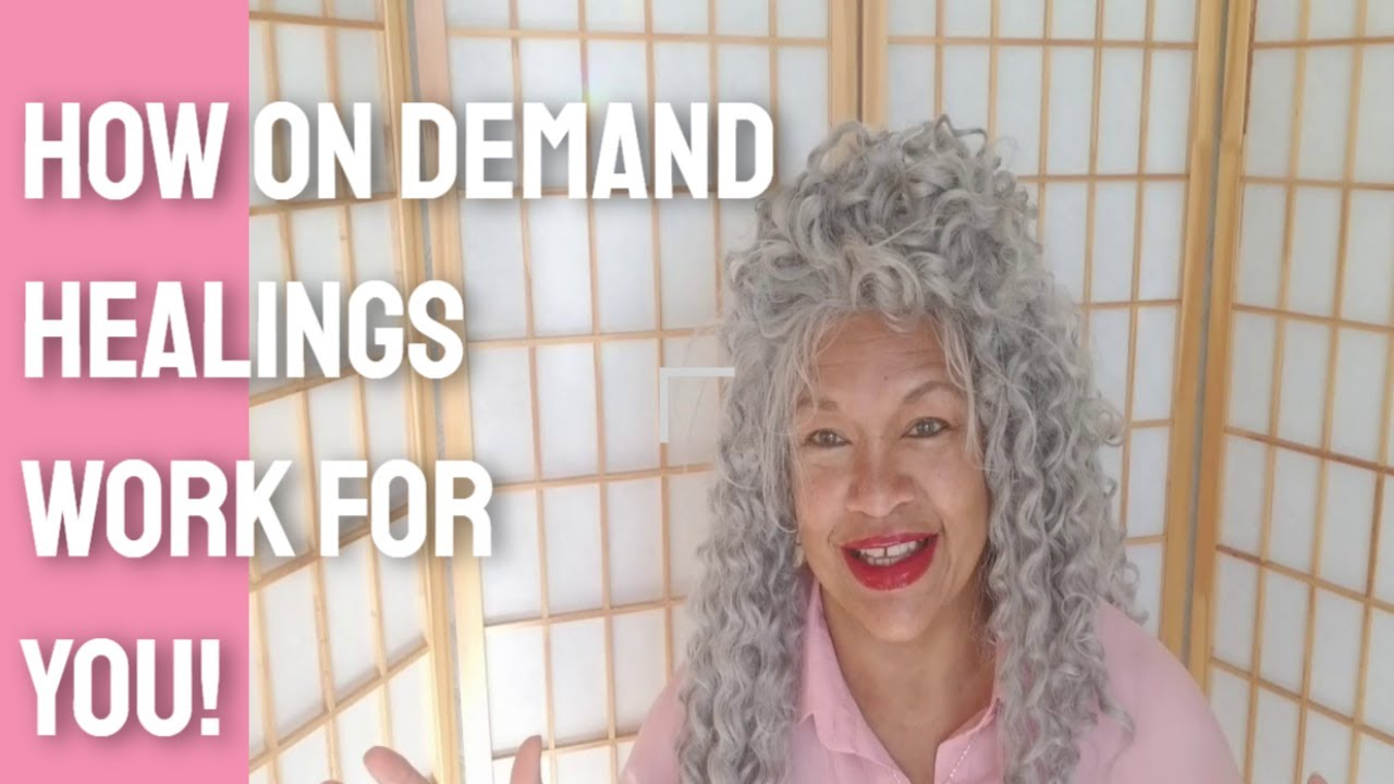 How On Demand Healings Work For You!