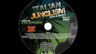 Italian Junglism 3 - CD Preview Leleprox Mix