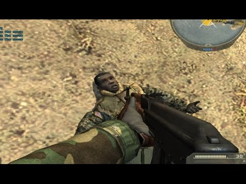 Battlefield 2 Multiplayer Gameplay Weekend Warriors Wake Island